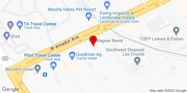 Google Map of +2501+West+Amador+Las+Cruces+NM+88005