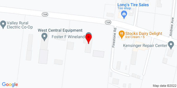 Google Map of +2519+Cove+Mountain+Road+Martinsburg+PA+16662