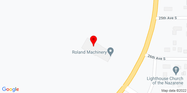 Google Map of +2600+S.+Lincoln+Road+Escanaba+MI+49829