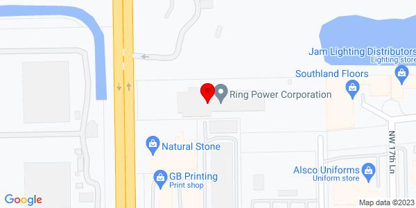 Google Map of +2700+N.+Powerline+Road+Pompano++Beach+FL+33069