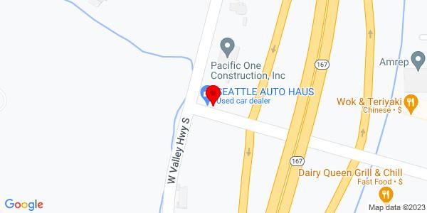 Google Map of +2702+West+Valley+Hwy+S+Auburn+WA+98001