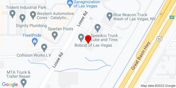 Google Map of +2900+Losee+Road+North+Las+Vegas+NV+89030