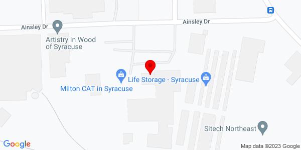 Google Map of +294+Ainsley+Drive+Syracuse+NY+13205