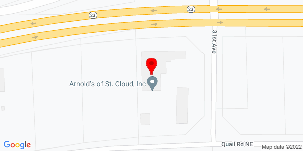 Google Map of +2995+Quail+Road+NE++St.+Cloud+MN+56379