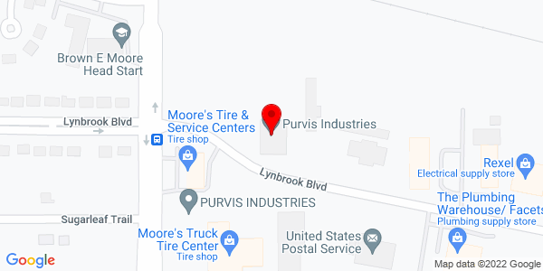 Google Map of +300+Lynbrook+Blvd+Shreveport+LA+71106