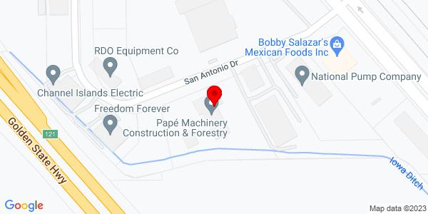 Google Map of +3000+San+Antonio+Drive+Fowler+CA+96325