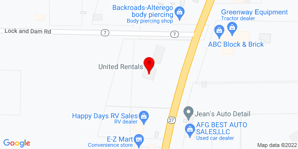 Google Map of +3004+South+Arkansas+Russellville+AR+72802