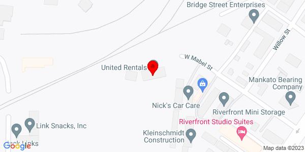 Google Map of +301+West+Mabel+Street+Mankato+MN+56002