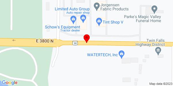 Google Map of +3085+E+Kimberly+Road+Twin+Falls+ID+83301