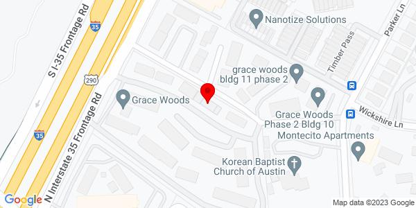Google Map of +3101+South+I-35+Svc+Rd+Oklahoma+City+OK+73129