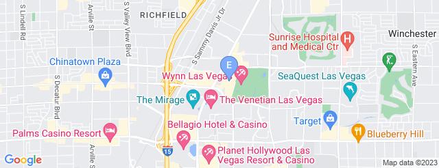 Encore Theatre At Wynn Las Vegas