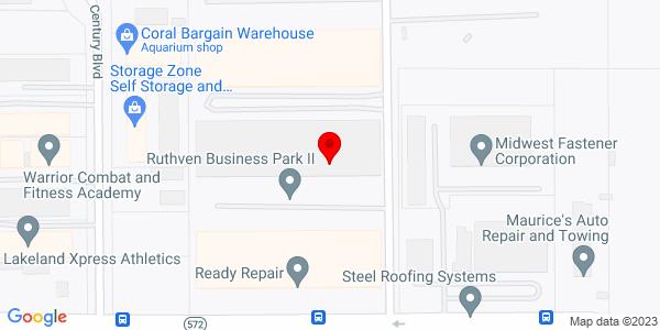 Google Map of +3135+Drane+Field+Rd+Lakeland+FL+33811