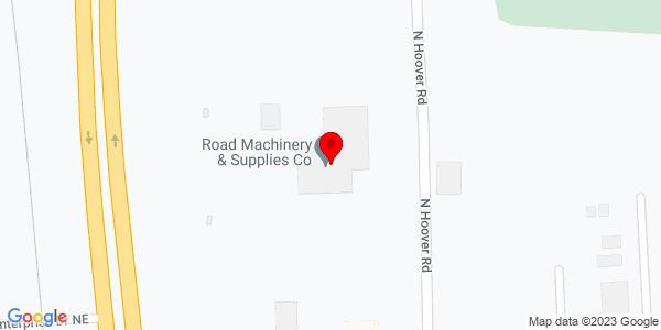 Google Map of +315+N.+Hoover+Road+Virginia+MN+55792