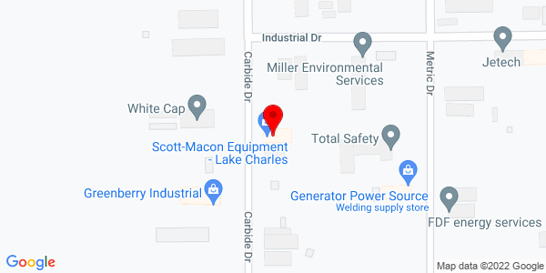 Google Map of +3184+Carbide+Drive+Lake+Charles+%28Sulphur%29+LA+70665+-+CLOSED