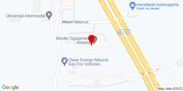 Google Map of +3185+Moreland+Avenue+Atlanta+GA+30288