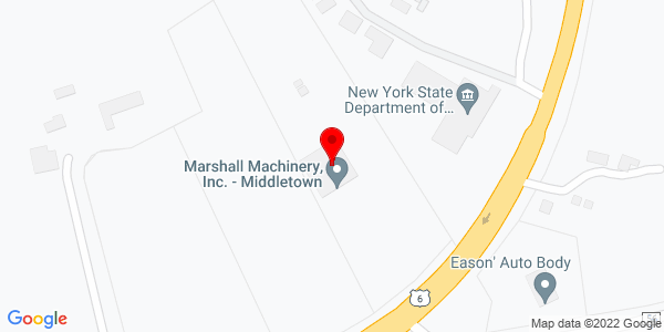 Google Map of +3207+Route+6+Middletown+NY+10940