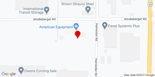 Google Map of +3250+Harvester+Road++Kansas+City+KS+66115