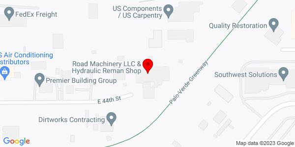 Google Map of +3285+E+44th+Street+Tucson+AZ+85713