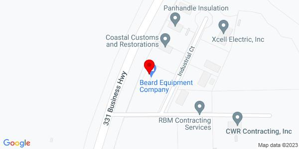 Google Map of +33+Industrial+Court+Freeport+FL+32439