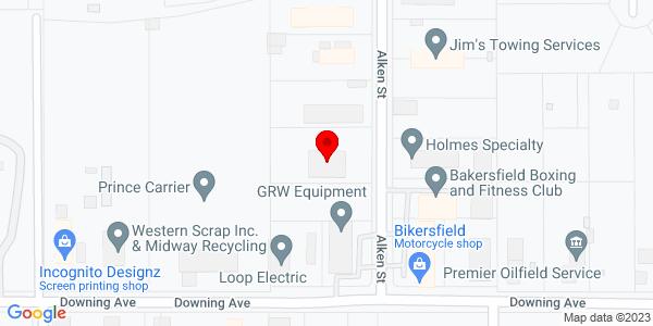 Google Map of +3521+Alken+Street+Bakersfield+CA+93308