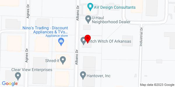 Google Map of +368+Albano+Drive+Springdale+AR+72762
