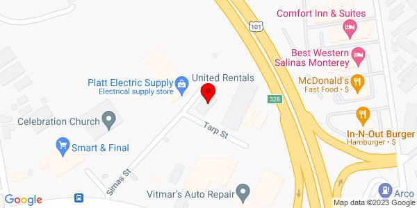 Google Map of +37+Tarp+Circle+Salinas+CA+93901