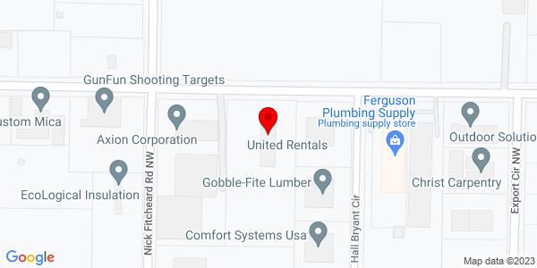 Google Map of +376+Dan+Tibbs+Road+Huntsville+AL+35806