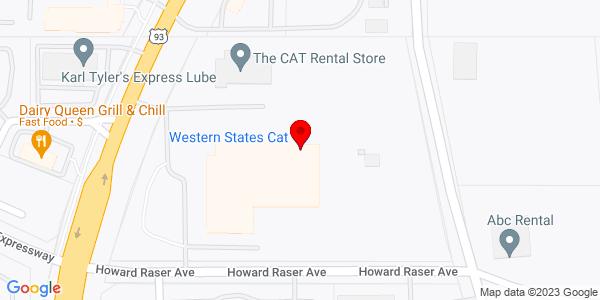 Google Map of +3760+N+Reserve+Street+Missoula+MT+59808