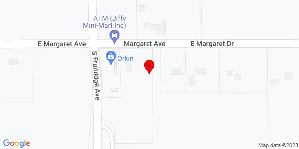 Google Map of +3773+E+Margaret+Drive+Terre+Haute+IN+47803