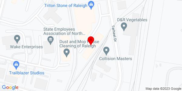 Google Map of +3811+Tarheel+Drive+Raleigh+NC+27609