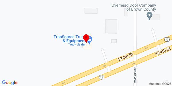 Google Map of +38490+Highway+12+Aberdeen+SD+57401