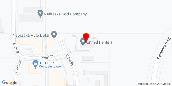 Google Map of +3900+South+8Th+Street+Lincoln+NE+68502