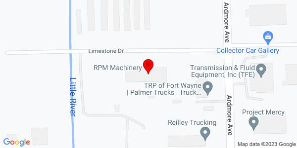 Google Map of +3911+Limestone+Drive+Fort+Wayne+IN+46809