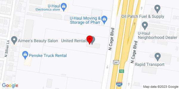 Google Map of +3925+N+Cage+Blvd.+Pharr+TX+78577
