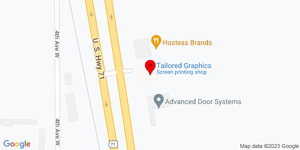 Google Map of +4016+Highway+Blvd+Spencer+IA+51301