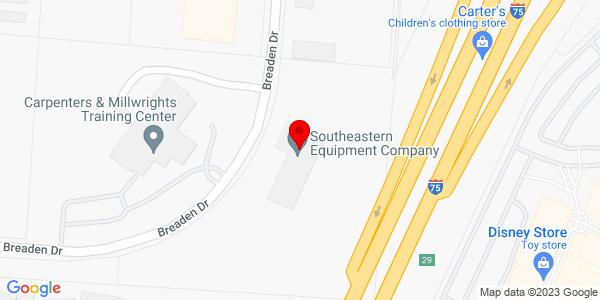 Google Map of +404+Breaden+Road+Monroe+OH+45050