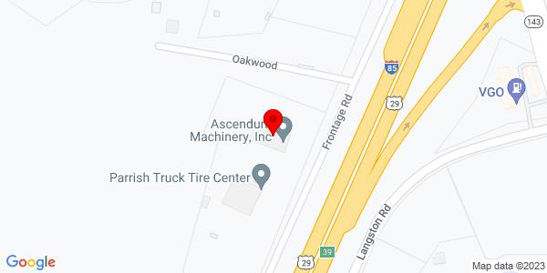 Google Map of +407+Oak+Road+Piedmont+SC+29673