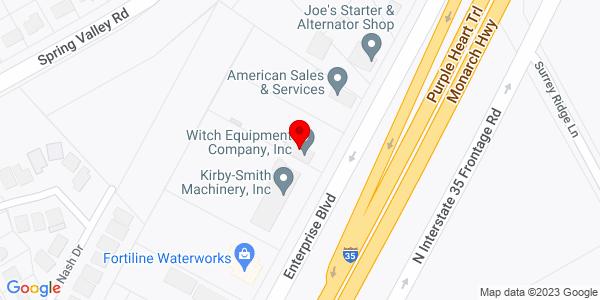 Google Map of +411+Enterprise+Blvd+Hewitt+TX+76643