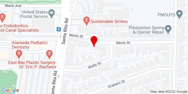 Google Map of +4122+Nevis+Street+Pleasanton+CA+94566