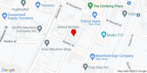 Google Map of +432+Rankin+Sr+Fayetteville+NC+28301