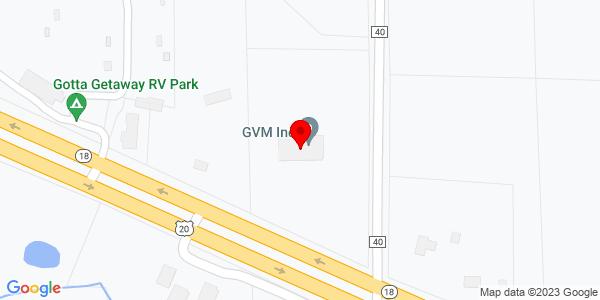 Google Map of +4341+Sandhill+Road++Bellevue+OH+44811