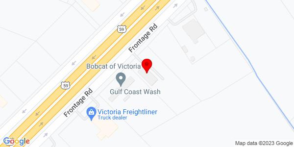 Google Map of +4404+US+Highway+59+N+Victoria+TX+77905