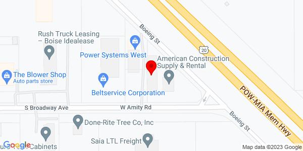 Google Map of +4525+Market+Street+Boise+ID+83705