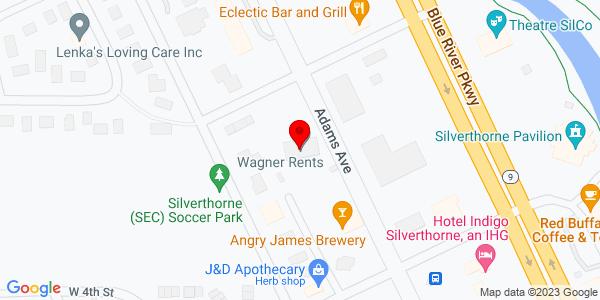 Google Map of +461+Adams+Street+Silverthorne+CO+80498