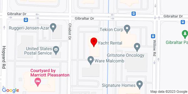 Google Map of +4695+Chabot+Drive%2C+Suite+102+Pleasanton+CA+94588