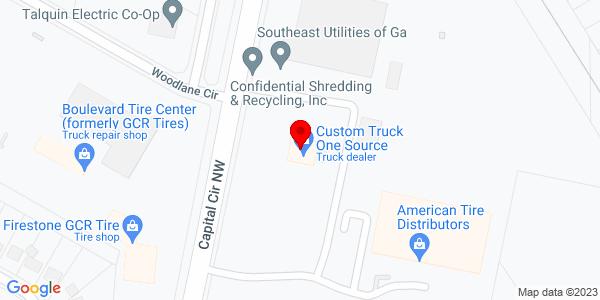 Google Map of +4729+Capital+Circle+NW+Tallahassee+FL+32303