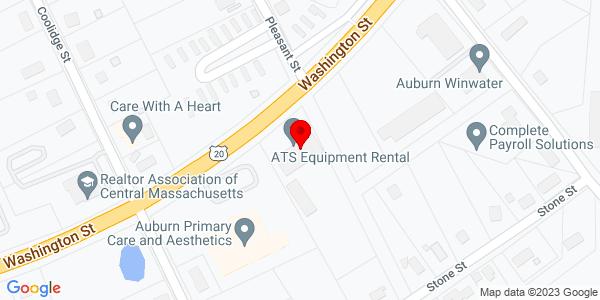 Google Map of +487+Washington+Street%2C+Rt+20+Auburn+MA+01501