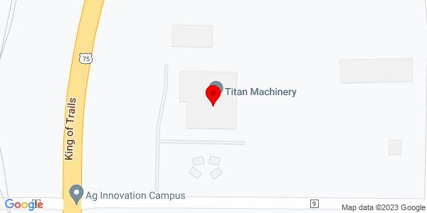 Google Map of +500+Ingersoll+Ave+Crookston+MN+56716