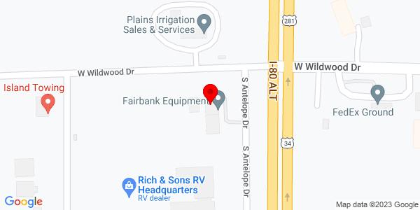 Google Map of +5018+S+Antelope+Drive+Grand+Island+NE+68803