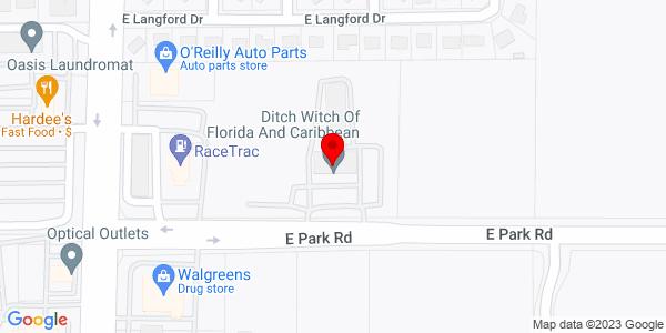 Google Map of +506+East+Park+Road+Plant+City+FL+33563